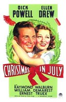 """Christmas in July - 11"""" x 17"""""""