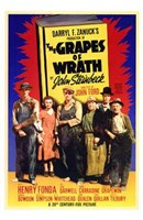 "11"" x 17"" Grapes of Wrath"