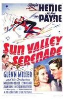 "Sun Valley Serenade - 11"" x 17"" - $15.49"