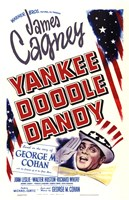 """Yankee Doodle Dandy James Cagney - 11"""" x 17"""""""