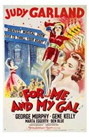 for Me and My Gal Wall Poster