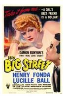 """The Big Street - 11"""" x 17"""""""