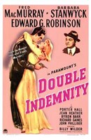 Double Indemnity Fine Art Print