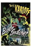 """Body Snatcher - 11"""" x 17"""""""