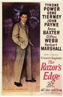 """The Razor's Edge - 11"""" x 17"""""""