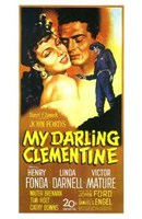 """My Darling Clementine - tall - 11"""" x 17"""""""