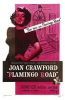 "Flamingo Road - 11"" x 17"" - $15.49"