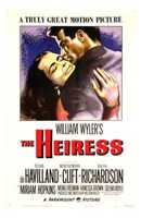 """The Heiress (movie poster) - 11"""" x 17"""""""