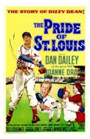 """The Pride of St Louis - 11"""" x 17"""", FulcrumGallery.com brand"""
