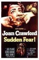 """Sudden Fear - 11"""" x 17"""""""