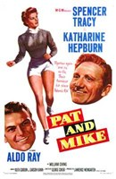 Pat and Mike Wall Poster