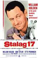 "Stalag 17 - 11"" x 17"""