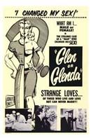 """Glen or Glenda - 11"""" x 17"""""""