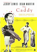 The Caddy Wall Poster