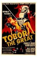 "Tobor the Great - 11"" x 17"""