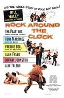 "Rock Around the Clock - 11"" x 17"""