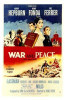 "11"" x 17"" War and Peace"