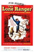 The Lone Ranger - Hi-Yo Silver Wall Poster