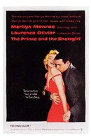 """The Prince and the Showgirl Laurence Olivier - 11"""" x 17"""", FulcrumGallery.com brand"""