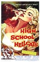 "High School Hellcats - 11"" x 17"", FulcrumGallery.com brand"