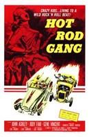 "Hot Rod Gang - 11"" x 17"""