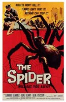 "The Spider - 11"" x 17"", FulcrumGallery.com brand"