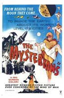 The Mysterians Wall Poster