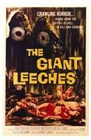 Attack of the Giant Leeches Wall Poster