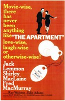 The Apartment - tall Wall Poster