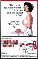 Butterfield 8 Wall Poster