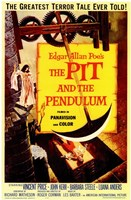 The Pit and the Pendulum Wall Poster