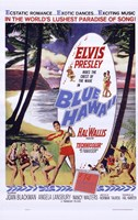 Blue Hawaii Fine Art Print
