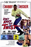 "Don't Knock the Twist - 11"" x 17"" - $15.49"