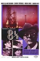 "8 and a Half Fellini - 11"" x 17"", FulcrumGallery.com brand"