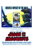 "Jason and the Argonauts Todd Armstrong - 11"" x 17"""