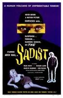 "The Sadist - 11"" x 17"""