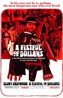 Fistful of Dollars  a Wall Poster