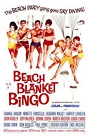"Beach Blanket Bingo - 11"" x 17"""