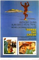"Zorba the Greek - 11"" x 17"""