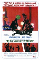 in the Heat of the Night Wall Poster