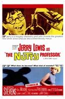 "The Nutty Professor - 11"" x 17"""