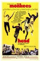 """Head - 11"""" x 17"""""""