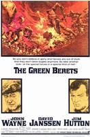 Green Berets Fine Art Print