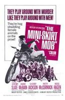 "The Mini Skirt Mob - 11"" x 17"", FulcrumGallery.com brand"