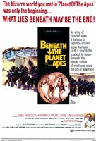 """Beneath the Planet of Apes - 11"""" x 17"""" - $15.49"""