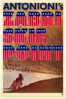 "Zabriskie Point Antonioni - 11"" x 17"", FulcrumGallery.com brand"