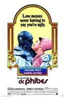 """The Abominable Dr Phibes - 11"""" x 17"""" - $15.49"""