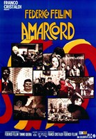 "Amarcord - scenes - 11"" x 17"" - $15.49"