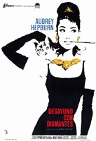 Breakfast At Tiffany's (spanish) Wall Poster