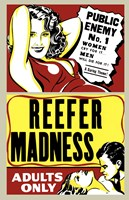 "11"" x 17"" Reefer Madness"